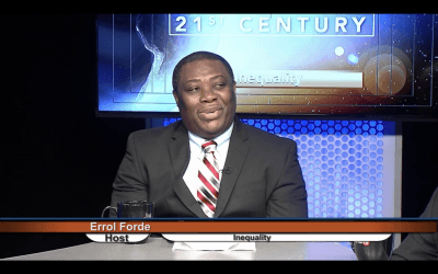Errol Forde Shares the Realities of Living in the 21st Century